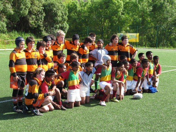 II Youth Rugby Festival de Portugal